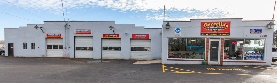 Boccella's Service Center